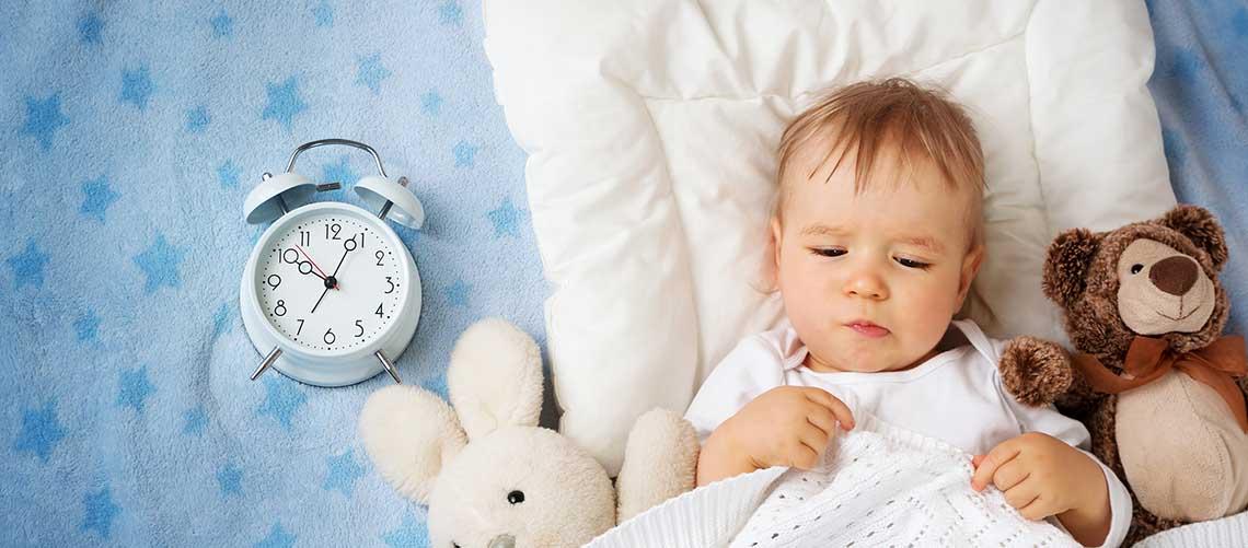 Har du styr på spædbarnet mens det sover?