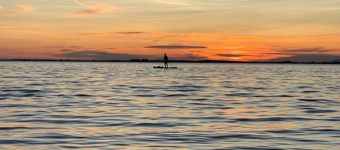 Fantastiske aktiviteter på vandet