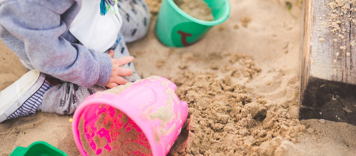 Sommerhushaven kan også være børnevenlig
